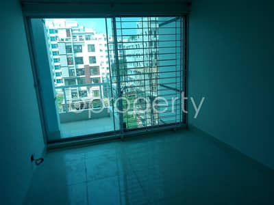 2 Bedroom Apartment for Rent in Bashundhara R-A, Dhaka - Take A Look On This 800 Sq Ft Apartment Located In Bashundhara R-a