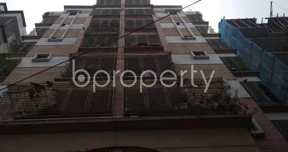 ভাড়ার জন্য BAYUT_ONLYএর ফ্ল্যাট - মগবাজার, ঢাকা - At Mirbag Notun Rasta, A 1300 Sq Ft Apartment Is Available For Rent