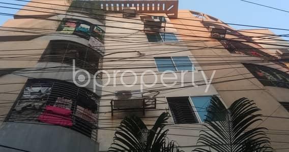 ভাড়ার জন্য BAYUT_ONLYএর ফ্ল্যাট - মগবাজার, ঢাকা - At Maghbazar, Nayatola, 1200 Sq Ft Apartment Is Available For Rent