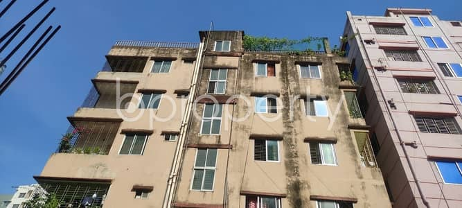 2 Bedroom Apartment for Rent in Shiddheswari, Dhaka - Affordable And Wonderful 800 Sq Ft Flat Is Up For Rent In Outer Circular Road, Shiddheswari