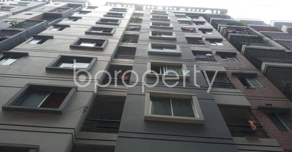2 Bedroom Apartment for Rent in Cantonment, Dhaka - Now You Can Afford To Dwell Well, Visit This 2 Bedroom Apartment Which Is Vacant For Rent In West Matikata.