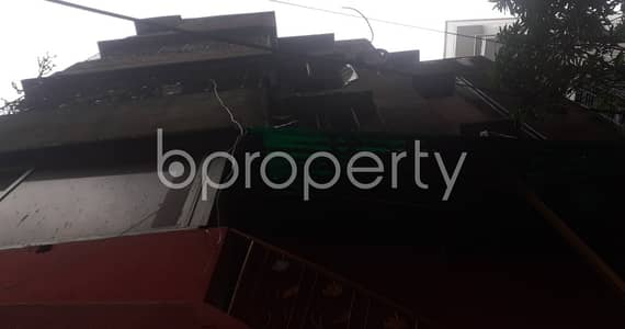 2 Bedroom Apartment for Rent in Kachukhet, Dhaka - Reside Conveniently In This Comfortable Flat For Rent Near By Hazi Sayed Ali Khan High School At Kachukhet .