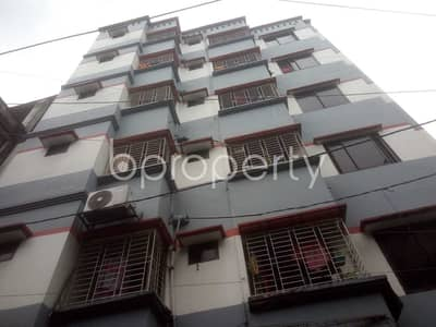 ভাড়ার জন্য BAYUT_ONLYএর ফ্ল্যাট - বাড্ডা, ঢাকা - In An Urban Location This 2 Bedroom Home Is Vacant For Rent In Cumilla Para Road, Badda .