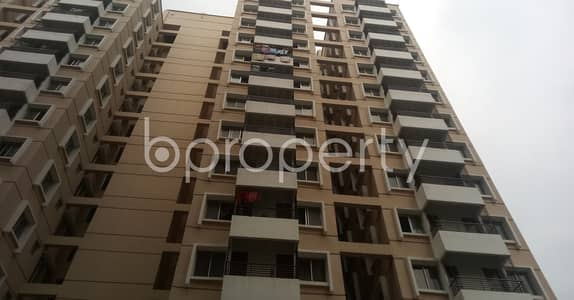 3 Bedroom Flat for Rent in Mirpur, Dhaka - Come And Grab This Affordable Flat For Rent In Shwapnonagar Housing Society, Mirpur