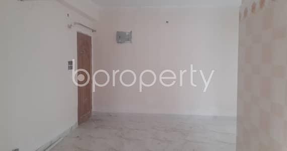 ভাড়ার জন্য BAYUT_ONLYএর ফ্ল্যাট - মিরপুর, ঢাকা - Affordable 1000 Square Feet And 3 Bedroom Flat Up For Rent In Mirpur - Shah Ali Bag.