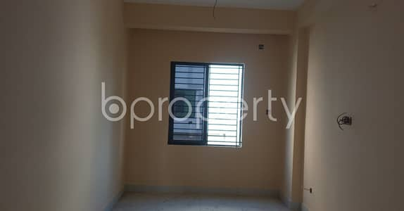 2 Bedroom Apartment for Rent in Bakalia, Chattogram - Days Would Be Better Now In Your High-rise 2 Bedroom Apartment At Kolpolok R/A With Golden Dawns And Lilac Dusks.