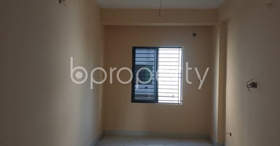 2 Bedroom Flat for Rent in Bakalia, Chattogram - Spaciously Designed And Strongly Structured This Apartment Is Now Vacant For Rent In 18 No. East Bakalia Ward