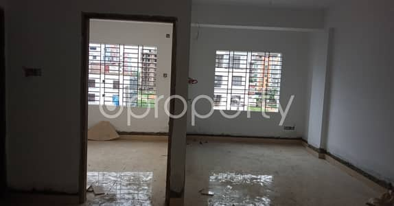 2 Bedroom Apartment for Rent in Bakalia, Chattogram - A Finely Built 950 Sq Ft Flat Is Up For Rent In 18 No. East Bakalia Ward
