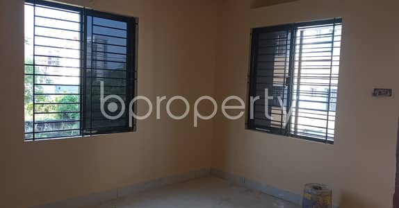 2 Bedroom Apartment for Rent in Bakalia, Chattogram - A Finely Built 805 Sq Ft Flat Is Up For Rent In 18 No. East Bakalia Ward
