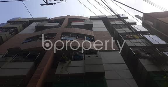ভাড়ার জন্য BAYUT_ONLYএর ফ্ল্যাট - উত্তর লালখান, চিটাগাং - A Reasonable 1200 Sq. Ft And 3 Bedroom Flat Is Available For Rent In Kusumbag Residential Area