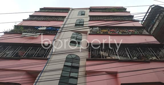 2 Bedroom Apartment for Rent in Bakalia, Chattogram - Make Your Dream Of Owning A Decent 950 Sq. Ft Apartment At Nirapod Housing Society, Bakalia In The Downtown To Count.