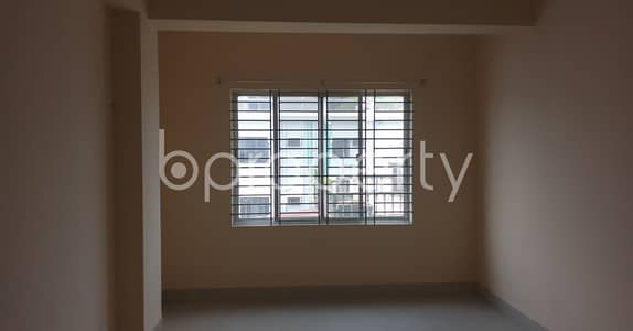 2 Bedroom Apartment for Rent in Bakalia, Chattogram - A 2 Bedroom And 950 Sq Ft Properly Developed Flat For Rent In 17 No West Bakalia Ward.