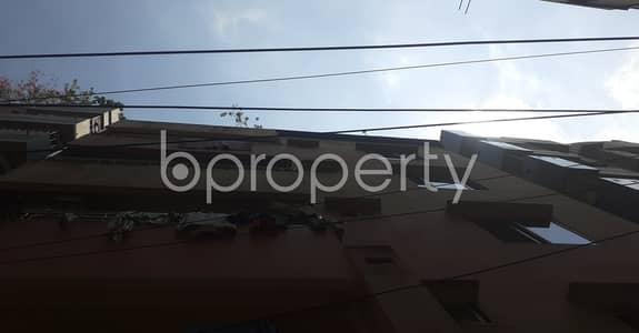 ভাড়ার জন্য BAYUT_ONLYএর ফ্ল্যাট - উত্তর লালখান, চিটাগাং - This Flat In Kusumbag Residential Area Is Up For Rent With An Area Of 600 Sq. ft
