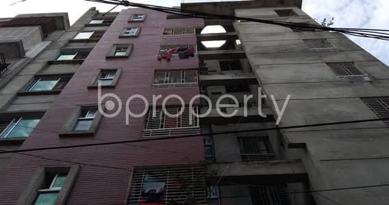 3 Bedroom Flat for Rent in Maghbazar, Dhaka - Attractive Apartment Of 1100 Sq Ft Is Up For Rent At Modhubag, Maghbazar