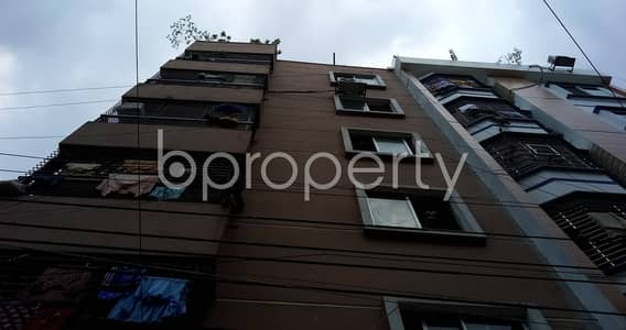 2 Bedroom Flat for Rent in Mirpur, Dhaka - 650 Square Feet Apartment With 2 Bedrooms Is Available For Rent In Mirpur, Section 11, Block D