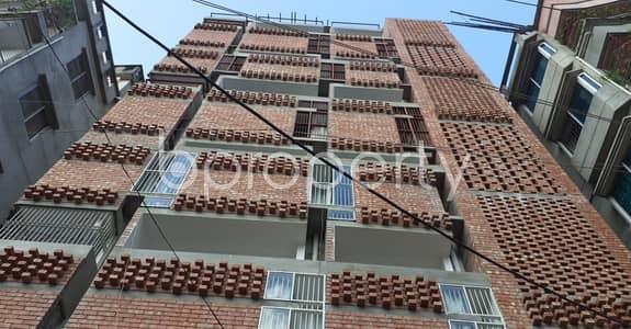 ভাড়ার জন্য BAYUT_ONLYএর ফ্ল্যাট - যাত্রাবাড়ী, ঢাকা - In The Location Of West Sheikhdi, 2 Bedroom -2 Bathroom Apartment Is Up To Rent.