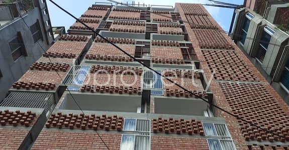 ভাড়ার জন্য BAYUT_ONLYএর ফ্ল্যাট - যাত্রাবাড়ী, ঢাকা - An Adequate Apartment Of 800 Sq. Ft Is Up To Rent Very Close To Sheikhdi Abdullah Molla School and College.