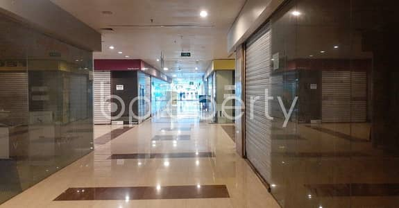 Shop for Rent in Bashundhara R-A, Dhaka - Very Aesthetic 181 Sq Ft Shop Space Is Up For Rent In The Most Convenient Location Of Bashundhara Road