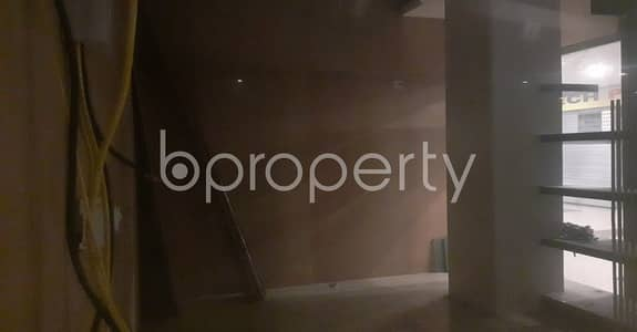 Shop for Rent in Bashundhara R-A, Dhaka - 161 Square Feet Commercial Shop For Rent At Bashundhara Road