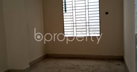 3 Bedroom Apartment for Rent in Demra, Dhaka - A convenient 950 SQ FT residential apartment is prepared to be rented at Konapara
