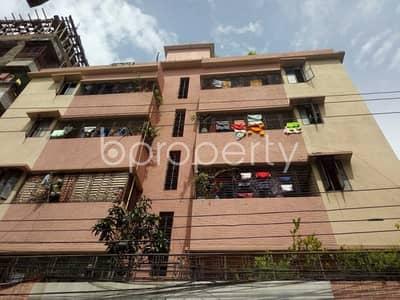 ভাড়ার জন্য BAYUT_ONLYএর অ্যাপার্টমেন্ট - আগারগাঁও, ঢাকা - In The Beautiful Neighborhood In Sher-E-Bangla Nagar, West Kafrul A Flat Is Up For Rent
