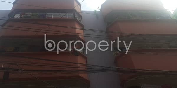 2 Bedroom Apartment for Rent in Joar Sahara, Dhaka - This Flat Very Close To Joar Sahara Masjidul Aqsa Is Up For Rent With An Area Of 750 Sq. ft