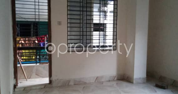 2 Bedroom Flat for Rent in Demra, Dhaka - A convenient 750 SQ FT residential flat is prepared to be rented at Adarshabag