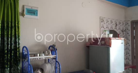 2 Bedroom Flat for Rent in Demra, Dhaka - An appropriate 850 SQ FT apartment is arranged to be rented at Konapara