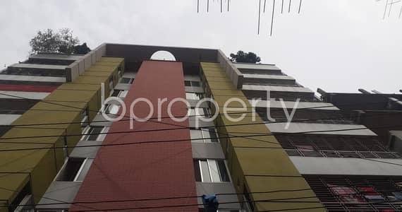 ভাড়ার জন্য BAYUT_ONLYএর অ্যাপার্টমেন্ট - আদাবর, ঢাকা - A well sized 800 SQ FT residential apartment is available for rent at Adabor