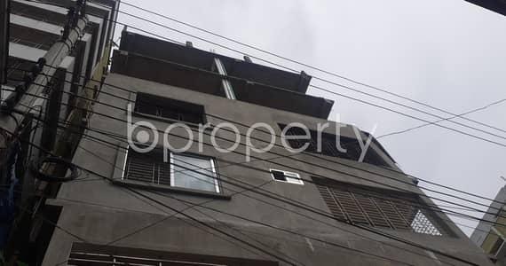 ভাড়ার জন্য BAYUT_ONLYএর ফ্ল্যাট - আদাবর, ঢাকা - Attractive Apartment Of 800 Sq Ft Is Up For Rent At Baitul Aman Housing Society