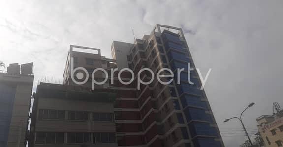 বিক্রয়ের জন্য এর অফিস - বাড্ডা, ঢাকা - 3200 Sq Ft Commercial Space Is Ready For Sale With Good Security System At Uttar Badda, Bir Uttam Rafiqul Islam Avenue