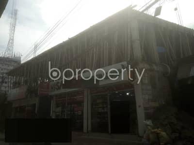 ভাড়ার জন্য এর ফ্লোর - বাড্ডা, ঢাকা - In Progati Sharani, Commercial Floor Of 900 Sq Ft Is Up For Rent Near Jamuna Future Park