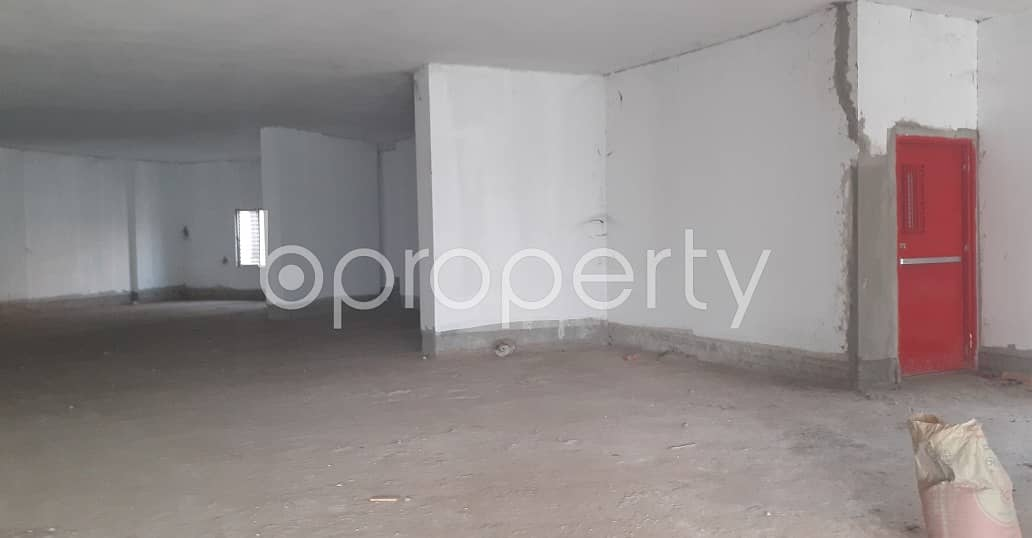 A Commercial Space Is Available For Sale Which Is Located In Kakrail Nearby Habibullah Bahar University College