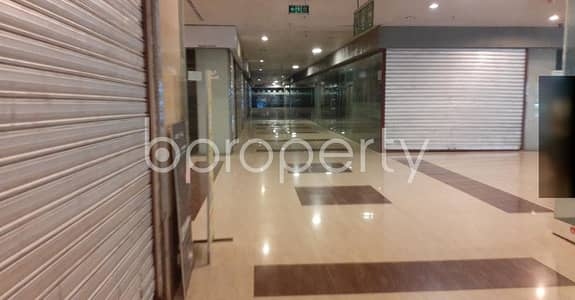 Shop for Rent in Bashundhara R-A, Dhaka - Use This 181 Sq Ft Rental Property As Your Shop Located At Bashundhara Road