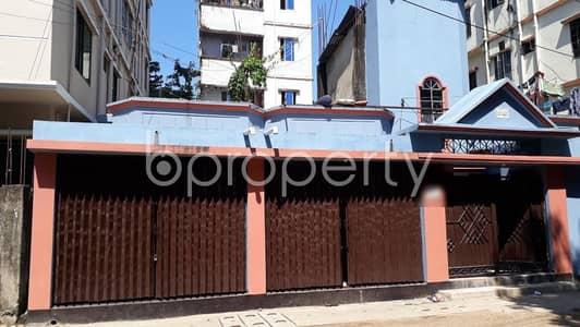 ভাড়ার জন্য এর দোকান - হালিশহর, চিটাগাং - This 100 Sq Ft Commercial Shop With Good Fittings Is Up For Rent In 26 No. North Halishahar Ward