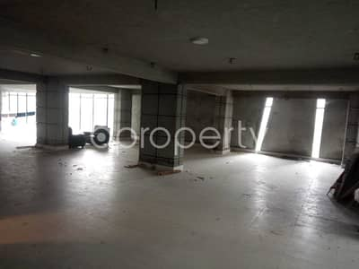 Shop for Rent in Bashundhara R-A, Dhaka - A 2000 Square Feet Commercial Shop For Rent At Bashundhara R-A-Block I .