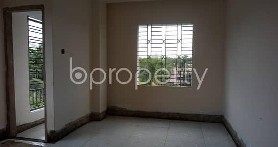 ভাড়ার জন্য BAYUT_ONLYএর ফ্ল্যাট - হাটহাজারী, চিটাগাং - Affordable And Cozy 2 Bedroom Flat Is Up For Rent In The Location Of Aman Bazar, 1 No. South Pahartali Ward.