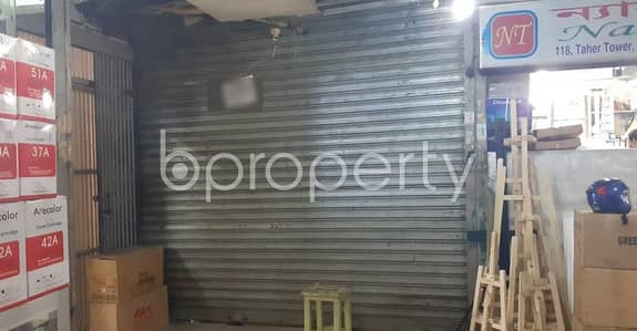 Shop for Rent in Gulshan, Dhaka - 190 Sq Ft shop Is Available to Rent in Gulshan nearby City Bank