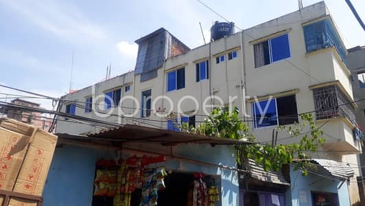 2 Bedroom Apartment for Rent in Halishahar, Chattogram - A convenient 600 SQ FT residential flat is prepared to be rented at Sabujbag