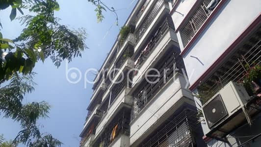 2 Bedroom Flat for Rent in Halishahar, Chattogram - Take rent of a nicely done 550 SQ FT residential flat located at Sabujbag