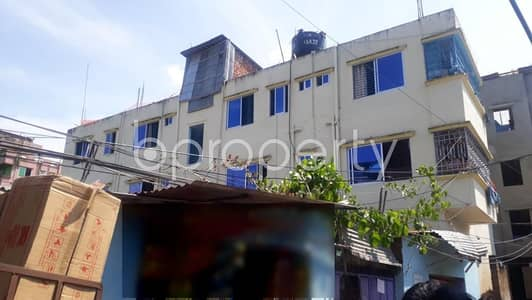 2 Bedroom Flat for Rent in Halishahar, Chattogram - In The Beautiful Neighborhood Of Sabujbag, Halishahar A Flat Is Up For Rent