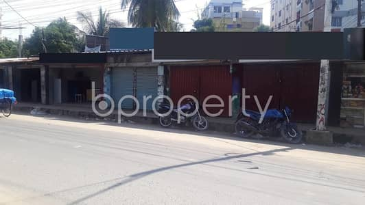 Shop for Sale in Halishahar, Chattogram - This 200 Sq Ft Commercial Shop Is Ready For Sale At Halishahar Road