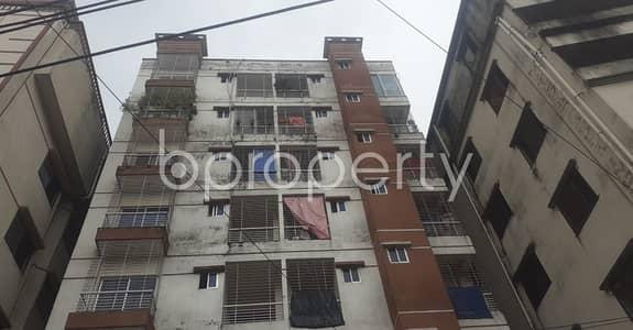 বিক্রয়ের জন্য BAYUT_ONLYএর ফ্ল্যাট - বাড্ডা, ঢাকা - See This 1300 Sq Ft Apartment For Sale Is All Set For You In Satarkul, Uttar Badda