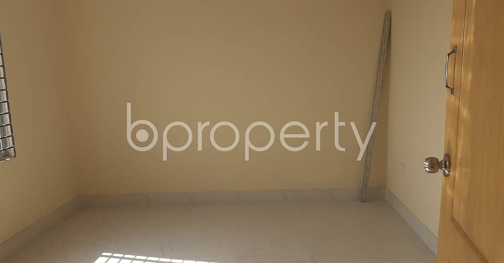 A Fine Flat Is Now For Rent Which Is In West Madarbari Ward Near West Madarbari City Corporation Girls' High School