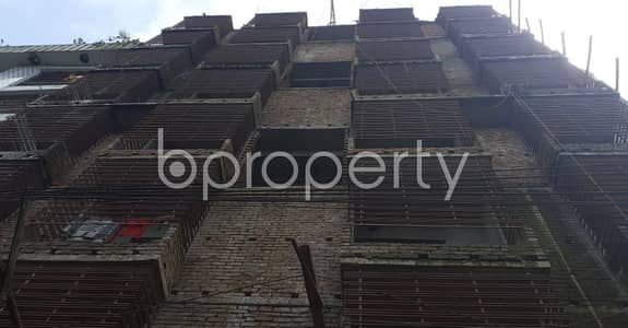 3 Bedroom Flat for Sale in 9 No. North Pahartali Ward, Chattogram - A 1400 Square Feet -3 Bedroom Residential Apartment For Sale At Krishnochura Residential Area, West Khulshi .