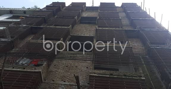 3 Bedroom Apartment for Sale in 9 No. North Pahartali Ward, Chattogram - For Selling Purpose This 3 Bedroom Flat Is Now Vacant In Krishnochura Residential Area, West Khulshi