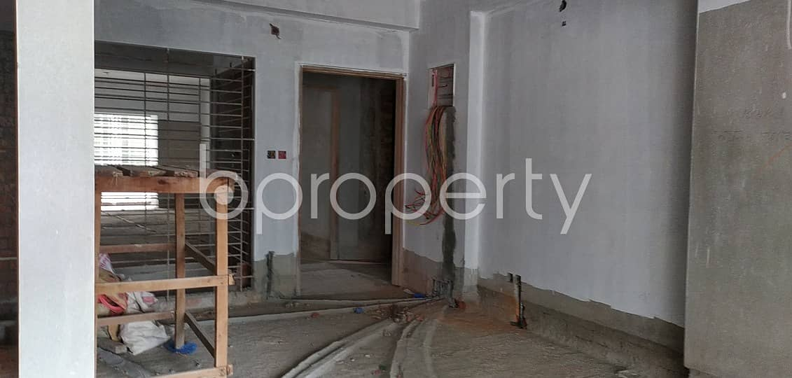 Nice 1416 SQ FT flat is available for sale in Badda