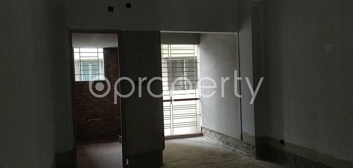1335 Sq Ft Residential Flat With Decent Rooms For Sale In Badda, Vatara