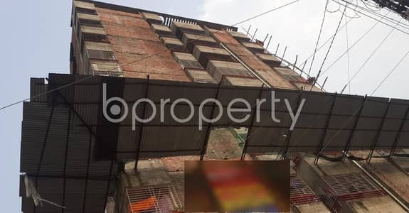 3 Bedroom Flat for Sale in Dakshin Khan, Dhaka - A 1457 Square Feet And 3 Bedroom Residential Apartment For Sale At Faidabad Main Road