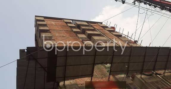 3 Bedroom Flat for Sale in Dakshin Khan, Dhaka - 1457 Sq. Ft -3 Bedroom Residential Apartment For Sale Beside To Faydabad Model High School.